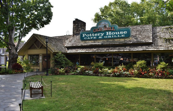 THE POTTERY HOUSE CAFE