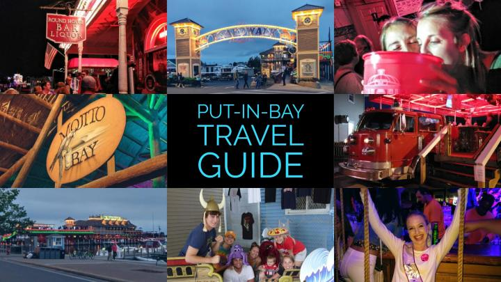 PUT-IN-BAY TRAVEL GUIDE