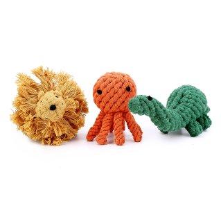 rope animals