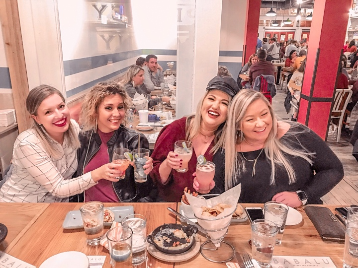 8 IDEAS FOR GIRLS' NIGHT OUT INKNOXVILLE